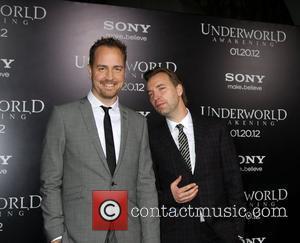 Mans Marlind and Bjorn Stein Premiere of Screen Gems' 'Underworld: Awakening' at the Grauman's Chinese Theatre - Arrivals Los Angeles,...