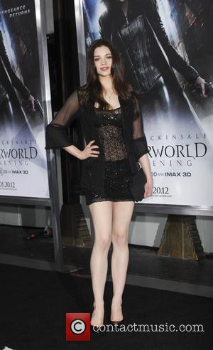 India Eisley Lands Role Playing Young Angelina Jolie