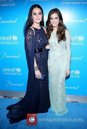 Pictures: Katy Perry And Selena Gomez Catch Up At UNICEF Snowflake Ball