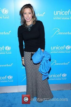 Tea Leoni 8th Annual UNICEF Snowflake Ball at Cipriani 42nd Street  New York City, USA - 27.11.12