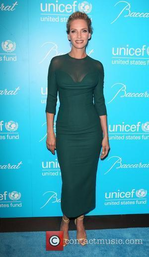 Uma Thurman, Adrien Brody And Parker Line Up For Unicef Work
