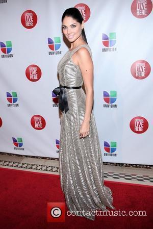 Blanca Soto 2012 Univision Upfront Presentation held at the Cipriani New York City, USA - 15.05.12