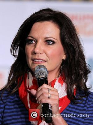 Martina McBride 'Outnumber Hunger' Benefit to Fight Hunger at the MGM Grand Hotel and Casino Las Vegas, Nevada - 30.03.12