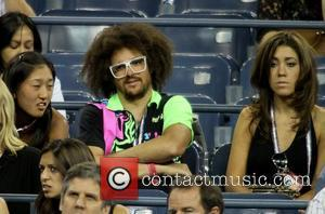 Redfoo Launching Tennis Wear Range