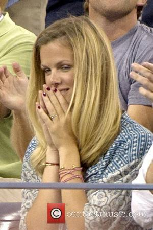 Brooklyn Decker, Andy Roddick, Billie Jean King and Tennis