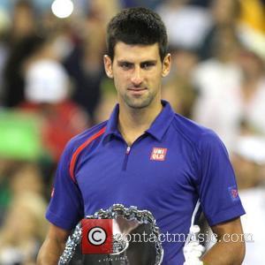Novak Djokovic (Serbia)  U.S. Open 2012 Men's Final - Novak Djokovic (Serbia) vs. Andy Murray (Scotland) - USTA Billie...