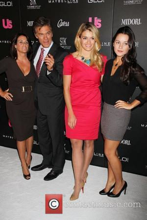 Lisa Oz, Dr. Mehmet Oz, Daphne Oz, Arabella Oz US weekly honors the most 25 most stylish New Yorkers of...