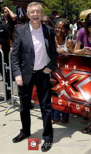 The X Factor, Louis Walsh, Simon Cowell