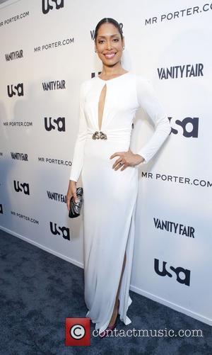 Gina Torres USA Network and Mr Porter.com Present 'A Suits Story'  New York City, USA - 12.06.12