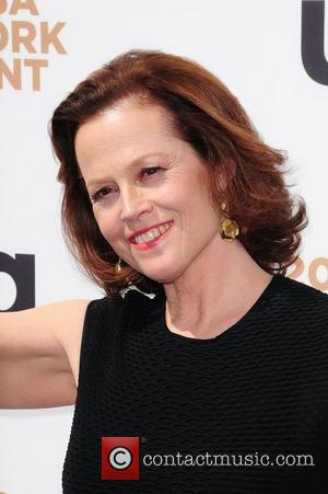 Sigourney Weaver The 2012 USA Network Upfront Presentation - Arrivals New York City, USA - 17.05.12