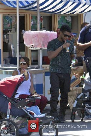 Usher and Disneyland