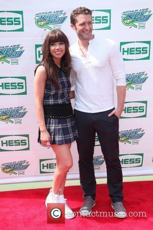 Carly Rae Jepsen and Matthew Morrison