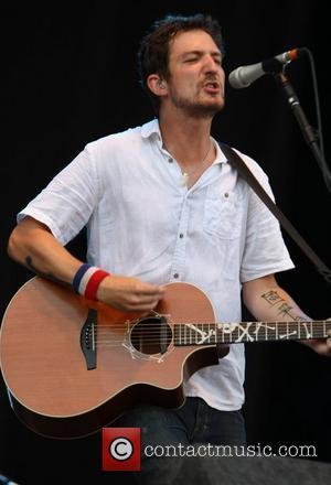 Frank Turner V Festival 2012 held at Hylands Park - Performances - Day Two Essex, England - 18.08.12