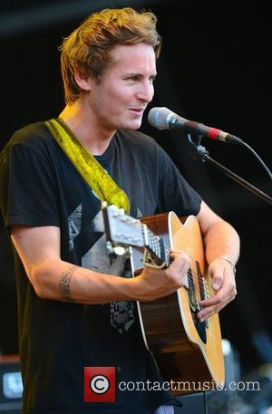 Ben Howard V Festival 2012 held at Hylands Park - Performances - Day One Essex, England - 18.08.12
