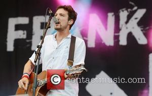 Frank Turner V Festival 2012 held at Hylands Park - Performances - Day Two Essex, England - 19.08.12