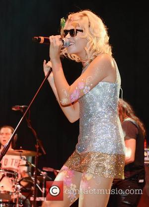 Pixie Lott and V Festival