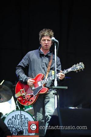 Noel Gallagher and V Festival