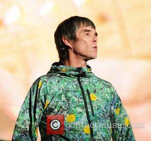 Ian Brown, The Stone Roses and V Festival