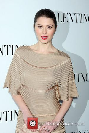 Mary Elizabeth Winstead  The Valentino Rodeo Drive Flagship store opening - Arrivals Los Angeles, California - 27.03.12