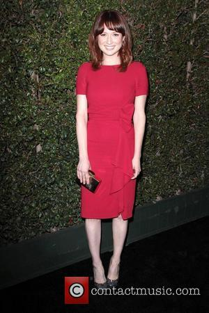 Bride-to-be Ellie Kemper Treated To Stripper On Tv