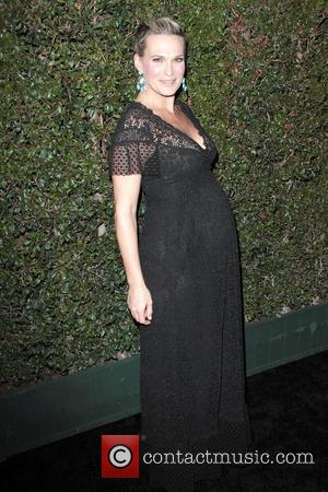 Molly Sims Fully Embracing Pregnancy Eating Habits