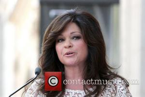 Valerie Bertinelli Valerie Bertinelli is honored with the 2,476th star on the Hollywood Walk of Fame Hollywood, California - 22.08.12