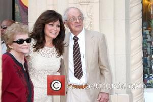 Valerie Bertinelli, family  Valerie Bertinelli is honored with the 2,476th star on the Hollywood Walk of Fame Hollywood, California...