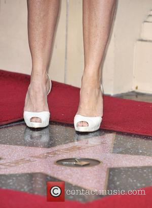 Valerie Bertinelli,  Valerie Bertinelli is honored with the 2,476th star on the Hollywood Walk of Fame Hollywood, California -...