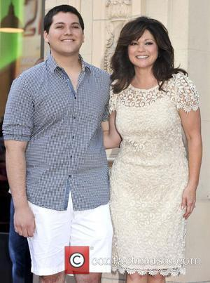 Valerie Bertinelli, Wolfgang Van Halen,  Valerie Bertinelli is honored with the 2,476th star on the Hollywood Walk of Fame...