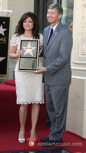 Valerie Bertinelli and Leron Gubler Valerie Bertinelli is honored with the 2,476th star on the Hollywood Walk of Fame Hollywood,...