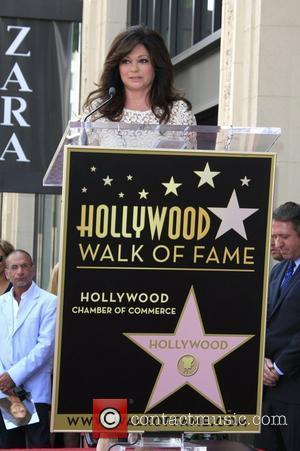 Valerie Bertinelli is honored with the 2,476th star on the Hollywood Walk of Fame Hollywood, California - 22.08.12