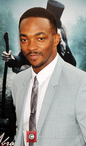 Anthony Mackie  Twentieth Century Fox Presents The Premiere of Abraham Lincoln Vampire Hunter at AMC Loews Lincoln Square New...
