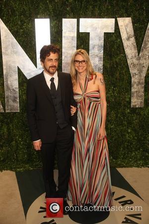Aimee Mann and Mark Consuelos