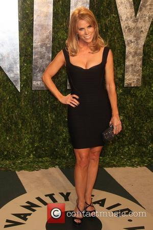 Cheryl Hines  2012 Vanity Fair Oscar Party at Sunset Tower Hotel - Arrivals Los Angeles, California - 26.02.12