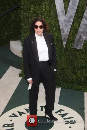 Fran Lebowitz  2012 Vanity Fair Oscar Party at Sunset Tower Hotel - Arrivals Los Angeles, California - 26.02.12