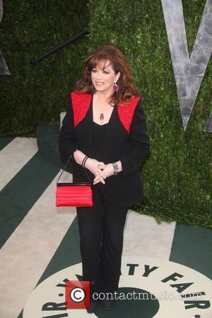 Jackie Collins 2012 Vanity Fair Oscar Party at Sunset Tower Hotel - Arrivals Los Angeles, California - 26.02.12