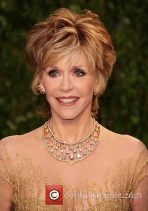 Jane Fonda To Play Nancy Reagan - Report