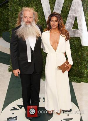 Rick Rubin 2012 Vanity Fair Oscar Party at Sunset Tower Hotel - Arrivals West Hollywood, California - 26.02.12
