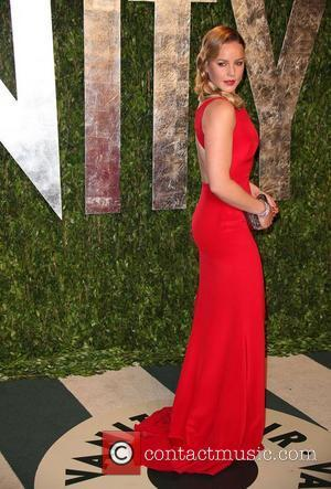 Abbie Cornish 2012 Vanity Fair Oscar Party at Sunset Tower Hotel - Arrivals West Hollywood, California - 26.02.12
