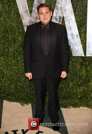 Jonah Hill 2012 Vanity Fair Oscar Party at Sunset Tower Hotel - Arrivals West Hollywood, California - 26.02.12
