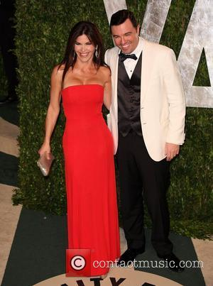 Lauren Sanchez and Seth Macfarlane