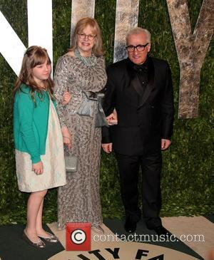 Martin Scorsese 2012 Vanity Fair Oscar Party at Sunset Tower Hotel - Arrivals West Hollywood, California - 26.02.12