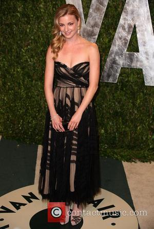Emily VanCamp 2012 Vanity Fair Oscar Party at Sunset Tower Hotel - Arrivals West Hollywood, California - 26.02.12