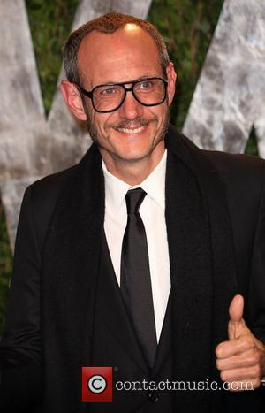 Terry Richardson 2012 Vanity Fair Oscar Party...