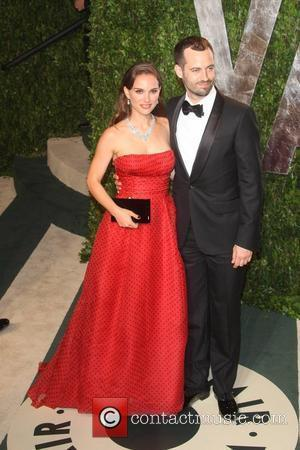 Natalie Portman and Benjamin