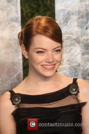 Emma Stone Wears Same Gown As Nicole Kidman To The Oscars?