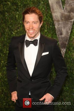Snowboarder Shaun White 2012 Vanity Fair Oscar Party at Sunset Tower Hotel - Arrivals  West Hollywood, California - 26.02.12