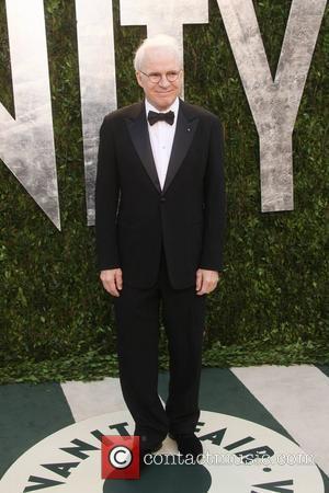 Steve Martin 2012 Vanity Fair Oscar Party at Sunset Tower Hotel - Arrivals  West Hollywood, California - 26.02.12