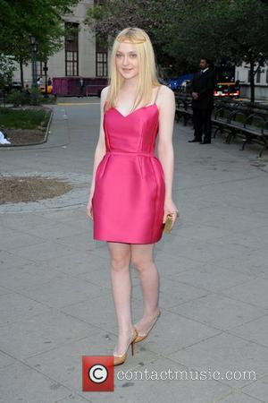 Dakota Fanning and Tribeca Film Festival
