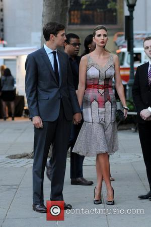 Jared Kushner, Ivanka Trump and Tribeca Film Festival